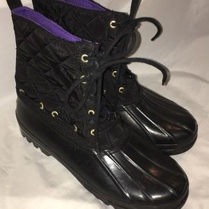 Sperry Boots (negotiable)